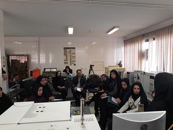کارگاه آموزش کروماتوگرافی گازی
