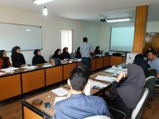 دومین دوره آموزشی مواد مرجع، نحوه انتخاب و استفاده صحیح از آنها برگزار شد.