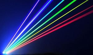 چگونه میتوان امواج ایستاده نور را مشاهده کرد؟