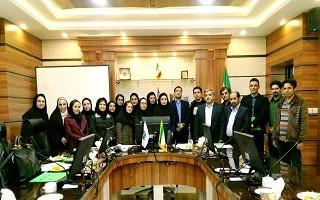 استانداردسازی فرایندهای آزمایشگاه مرکزی پارک علم و فناوری استان سمنان