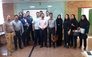 استانداردسازی فرآیندهای آزمایشگاهی مرکز خدمات تخصصی آنالیز محصولات ارگانیک جهاد دانشگاهی کرمانشاه
