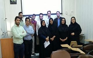 شروع فرایند استقرار استاندارد در مرکز خدمات تخصصی شیمی جهاد دانشگاهی واحد خوزستان