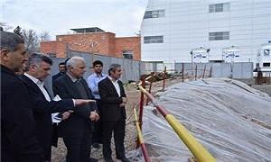 بازدید سرپرست دانشگاه علوم پزشکی شیراز از مراکز تحقیقاتی و پژوهشی