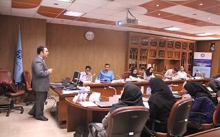 آموزش تخصصی ارزیابی عدم قطعیت در اندازهگیری در حوزه کروماتوگرافی برگزار شد