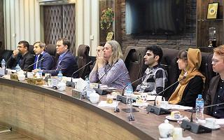 افزایش تعاملات علمی دانشگاه های ایران با مراکز علمی قزاقستان و سوئد