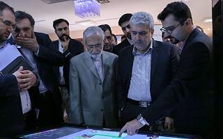 بازدید از دستاوردهای فناورانه دانشگاه شهید بهشتی
