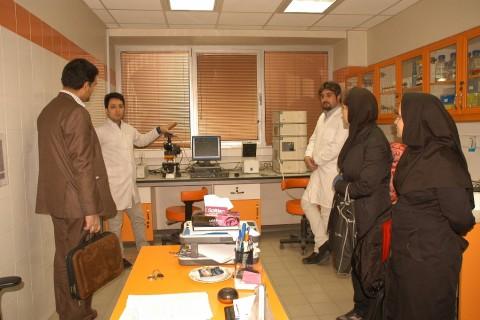 هشتمین نشست کارگروه SPM در دانشگاه شهید بهشتی