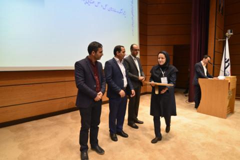 مرجان شاهمیر، رابط پژوهشکده سامانههای حمل و نقل فضایی ایران