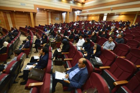 پژوهشگاه شیمی و مهندسی شیمی ایران میزبان رابطین و کارشناسان مراکز عضو شبکه آزمایشگاهی