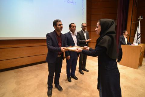 الهام حسینی، رابط آزمایشگاه جامع تحقیقات دانشگاه علوم پزشکی مشهد
