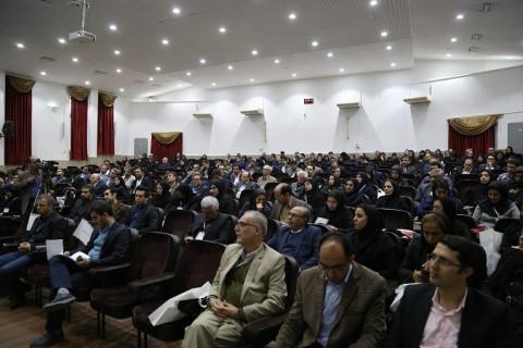 سالن برگزاری نشست مدیران شبکه آزمایشگاهی