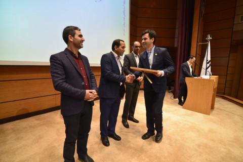 محمد زارعی، رابط آزمایشگاه مرکزی دانشگاه تبریز