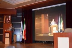 سخنرانی جناب آقای دکتر رضا اسدیفرد، مدیر شبکه آزمایشگاهی