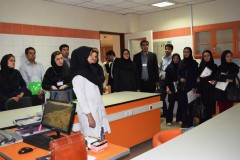 نشست رابطین مراکز عضو شبکه آزمایشگاهی- دانشگاه علوم پزشکی دانشگاه شهید بهشتی