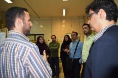 بازدید کارشناسان شبکه آزمایشگاهی از مجموعه آزمایشگاههای دفتر پایش فراگیر سازمان حفاظت محیط زیست
