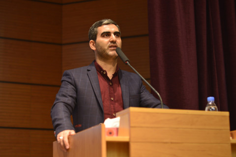 دکتر اسدیفرد، مدیر شبکه آزمایشگاهی فناوریهای راهبردی