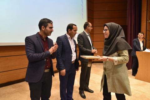 الهام آجرلو، کارشناس جهاد دانشگاهی واحد صنعتی شریف