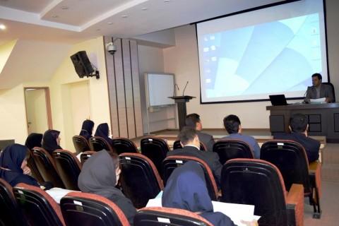برگزاری نشست کارگروه تخصصی آنالیز عنصری شبکه آزمایشگاهی در پژوهشگاه میراث فرهنگی