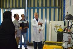 بازدید کارشناسان شبکه آزمایشگاهی از مجموعه آزمایشگاههای بنیاد علوم کاربردی رازی