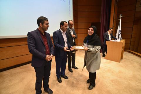 مریم بنازاده امیرخیز، رابط مرکز تحقیقات کاربردی دارویی دانشگاه علوم پزشکی تبریز