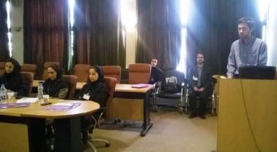 چهارمین نشست کارگروه تخصصی دستگاههای X-Ray در دانشگاه صنعتی شریف