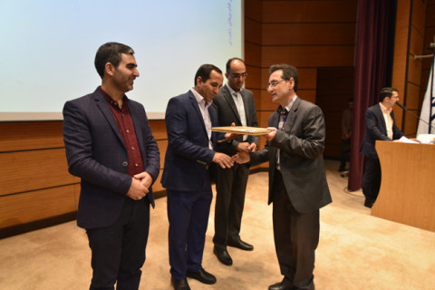 اصغر کنعانی، کارشناس آزمایشگاه مرکزی دانشگاه تبریز