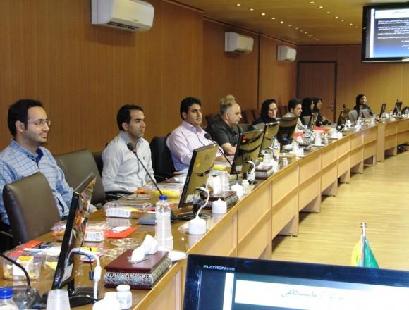 نشست کارگروه تخصصی استاندارد و کالیبراسیون در پژوهشگاه مواد و انرژی