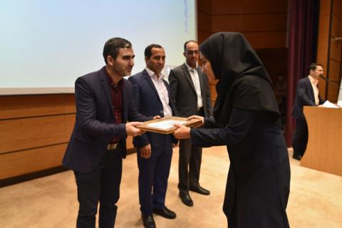 نرجس آرامون، کارشناس سازمان پژوهشهای علمی و صنعتی ایران