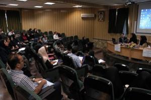 برگزاری نشست کارگروه تخصصی کروماتوگرافی در سازمان پژوهشهای علمی و صنعتی ایران