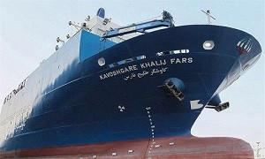 شناور تحقیقاتی کاوشگر خلیج فارس به بهرهبردار تحویل داده شد