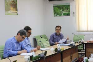 اولین جلسه کمیته تخصصی استاندارد آزمایشگاهی موسسه تحقیقات جنگلها و مراتع کشور