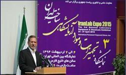 دکتر جهانگیری: هر ایرانی باید به استفاده از کالای داخلی افتخار کند