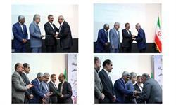 جایزه 500 میلیون تومانی به خریداران برتر نمایشگاه «ساخت ایران» اهدا شد