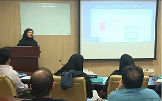 برگزاری کارگاه آموزشی توسط کارگروه تخصصی کروماتوگرافی