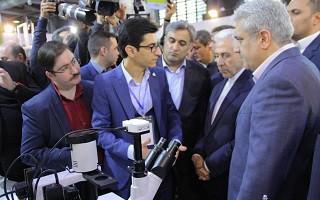 برگزاری هفتمین نمایشگاه تجهیزات و مواد آزمایشگاهی ایرانساخت با حضور ۳۵۰ شرکت دانشبنیان