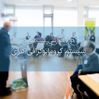 برگزاری دوره آموزشی عیبیابی در سیستم کروماتوگرافی گازی (GC) در موسسه توان