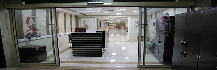 آزمایشگاه جامع تحقیقات دانشگاه علوم پزشکی <a target=