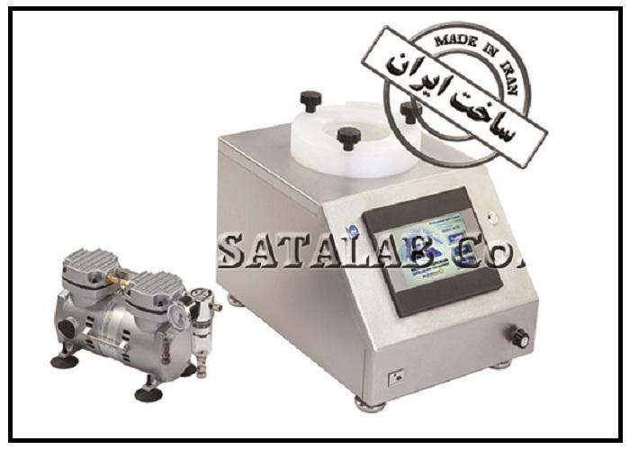 ارتقای دستگاه لایهنشانی دورانی و ورود به مرحله صادرات