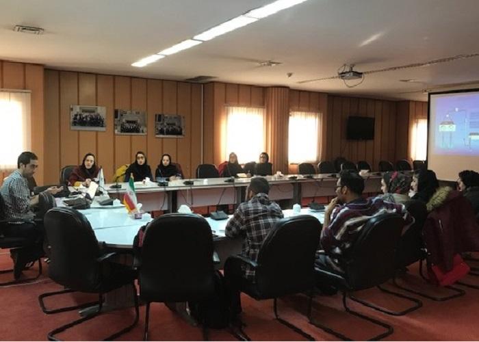برگزاری کارگاههای آموزشی کروماتوگرافی در پژوهشگاه شیمی و مهندسی شیمی ایران