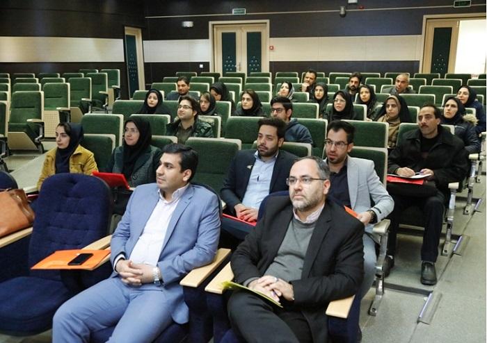 برگزاری کارگاه آموزش تخصصی توسط کارگروه استاندارد و کالیبراسیون